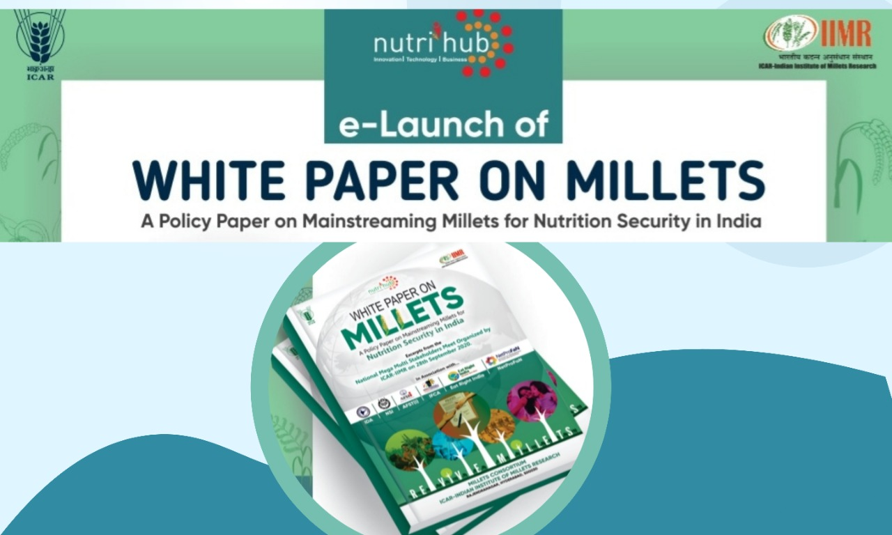 White Paper on Millets